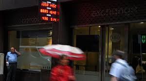 bureau de changes argentine forte dévaluation du peso après la levée du contrôle