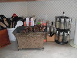 organizing kitchen counters easy going organizer