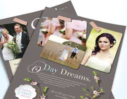 starting a wedding planning business make memorable brochures flyers newsletters ads and stationery