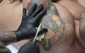 tattoos can cause infections 15 years later warn doctors