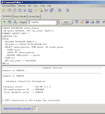 How To Delete A Table In Sql Db2 Basics Getting To Know The Db2 Udb Command Line Processor