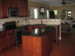 walnut kitchen cabinets diy brown wooden with chalk paint and cream tiled backsplash also
