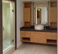 Built In Bathroom Cabinets Bathroom Awesome Built In Bathroom Cabinet Inspirational Home
