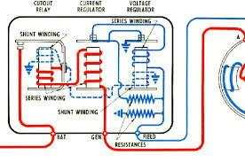 fascinating wiring diagram for generator and voltage regulator