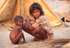 Starving Child Meme - he provides so much for so few starving african child quickmeme