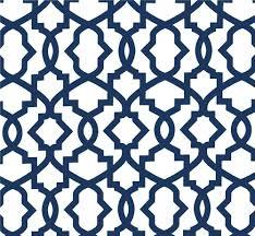 Nautical Home Decor Fabric by Modern Navy Blue U0026 White Fabric By The Yard Designer Nautical