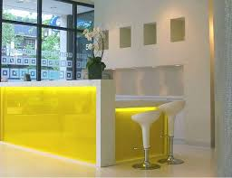 Yellow In Interior Design 59 Best Reception Images On Pinterest Lobby Reception