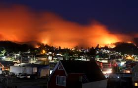 Wildfire Anderson Ca by Worst Wildfires In Chile U0027s History Continue To Burn