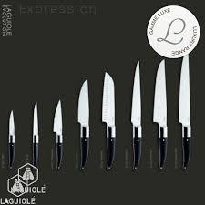couteau de cuisine laguiole couteau laguiole luxe trancher expression