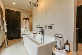 industrial chic bath design u0026 remodel in kildeer