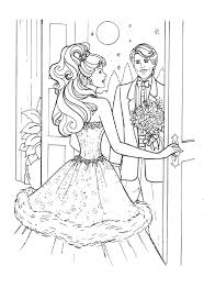 hd wallpapers coloring pages of barbie and the diamond castle