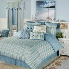 Light Blue Coverlet Coastal Bedding Comforters Quilts Bedspreads Touch Of Class