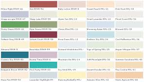 disney paint color names behr paints chip color swatch sample