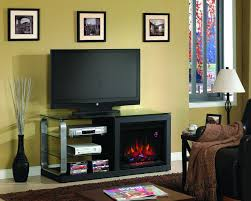 classic flame luxe media console for 57
