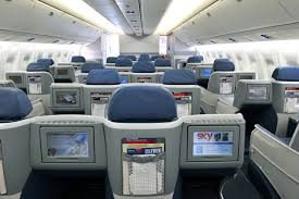 American Airlines Flight Entertainment by Delta Upgrades Mumbai Amsterdam Service To Full Flat Seat