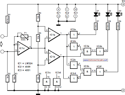state continuity tester circuit diagram