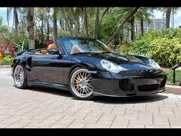 porsche 911 for sale in florida 2005 porsche 911 turbo s for sale in miami fl stock 13280