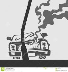 wrecked car clipart vector symbol car crash stock vector image of sign drunk 69993127