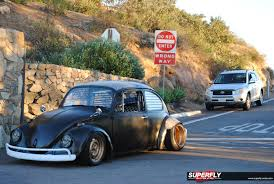 stanced volkswagen beetle superfly magazine superfly autos part 14