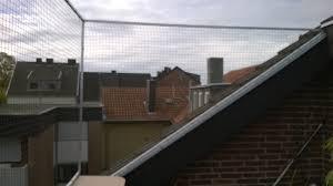 balkon katzensicher machen loggia dachbalkon in stolberg bei aachen katzensicher mit
