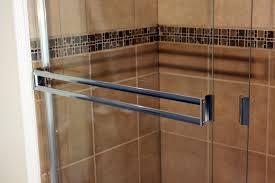 Towel Bar For Glass Shower Door Glass Shower Door Towel Bar Replacement Easily Tq2 Belmont Sife