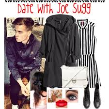 s ugg like boots date with joe sugg polyvore