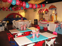 Themed Decorations Interior Design Cool Carnival Themed Decorations Decorating