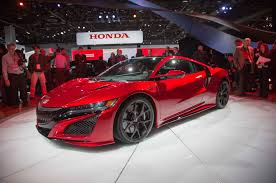 acura supercar avengers 2016 acura nsx first look motor trend