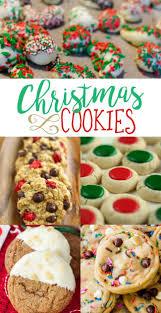 best 25 best christmas cookie recipes ideas on pinterest best