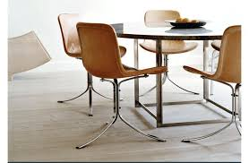 Italian Leather Dining Chairs Leather Dining Chairs Modern Chair Fritz Modern Dining Chair