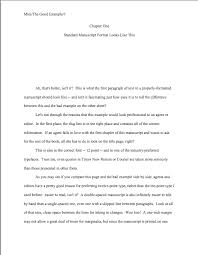 manuscripts and how to format them properly u2013 page 11 u2013 author