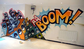 New Boys Bedroom Design Ideas Picture Graffiti Bedroom Wallpaper - Graffiti bedroom