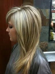 layred hairstyles eith high low lifhts 9 best high low lights images on pinterest hair colors