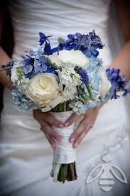 Blue Wedding Bouquets 650 Best Blue Wedding Flowers Images On Pinterest Blue Wedding
