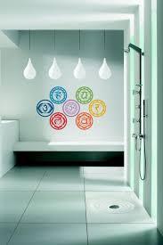 aiwall 7pcs set chakras vinyl wall stickers mandala yoga om