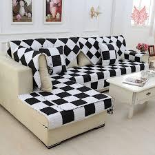 plaid canapé noir plaid canape noir et blanc canapé idées de décoration de maison