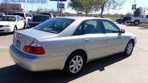 toyota xle used for sale used 2004 toyota avalon xle for sale houston