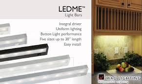 Install Under Cabinet Led Lighting by Led Light Design Interesting Wac Lighting Led Wac Lighting