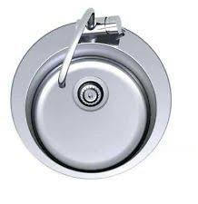 Clark Stainless Steel Flushline Tub W H L - Bunnings kitchen sinks