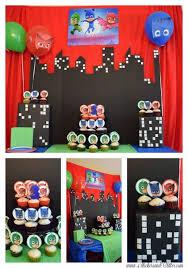 27 pj masks birthday party images birthday