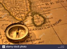 Ancient India Map Ancient Compass And Map Of Southern India And Sri Lanka Map Is