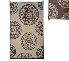 5x8 Outdoor Patio Rug by Medallion Design 5 X 8 Outdoor Mat By Patiomats Page 1 U2014 Qvc Com