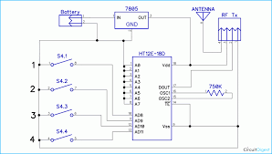 symbols archaicfair remote control what need for basic circuit