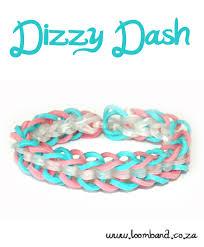 looms bracelet instructions images Dizzy dash loom band bracelet tutorial loomband sa jpg