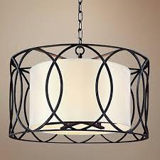 sausalito five light chandelier sausalito 25 wide deep bronze pendant light bronze pendant light