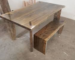 Reclaimed Wood Benches For Sale Heirloom Inventory For Sale Reclaimed Wood Furniture Live Edge