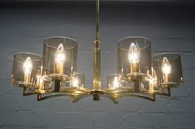 1950s Chandelier 15 Collection Of Smoked Glass Chandelier Chandelier Ideas