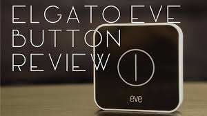 elgato eve button review youtube