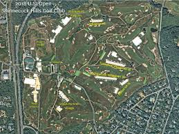 map us open course map msg promotions official u s open on site