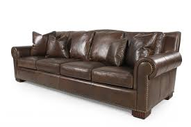 Henredon Leather Sofa Henredon Leather Sofa 85 With Henredon Leather Sofa Jinanhongyu